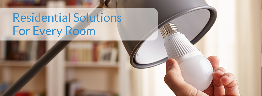 Residential LED Solutions For Every Room